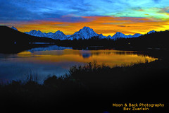 GRAND TETON NATIONAL PARK ... A Sense of Wonder (Aspenbreeze) Tags: sunset mountains twilight sundown wyoming tetons grandtetonsnationalpark oxbowbend thegalaxy bestcapturesaoi aspenbreeze rememberthatmomentlevel4 rememberthatmomentlevel1 rememberthatmomentlevel2 rememberthatmomentlevel3 topphotospots creativephotocafe tpslandscape bevzuerlein