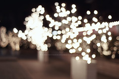 ..per respirare l'infinito. (Simonesta~) Tags: christmas wood city light tree night lights t