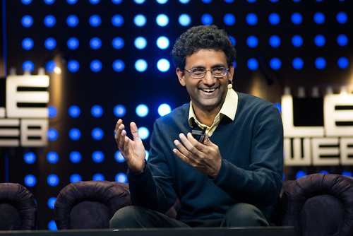 Ben Gomes, Vice President & Google Fellow