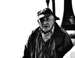 The eyes of a ancient shipwright (Jacopo Longu JEKKEPE) Tags: sardegna portrait bw blackwhite sardinia streetphotography documentary oldman uomo ritratto biancoenero reportage santantioco vecchio anziano sulcis documetario maestrodasca