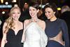 Anne Hathaway, Amanda Seyfreid, Samantha Barks