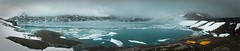 ice (torfo) Tags: panorama norway floatingice