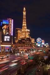Eiffel Tower Las Vegas Style