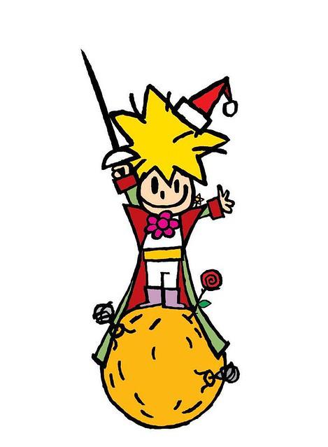 小王子X Michael Lau 的地球聖誕