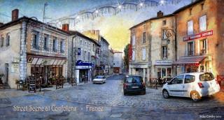 Confolens - France