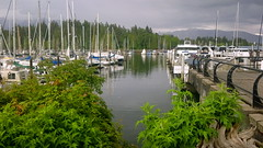 Vancouver by the Book: Bayshore West Marina
