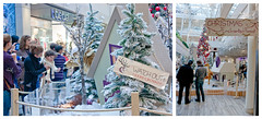 50- Indoors (diana.A.) Tags: christmas trees forest mall shopping decoration noel indoors 5052 dianaa project52