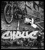 (Re PiEd) Tags: white black blanco bike noir negro blanc hdr vélo sprayart photomatix singleexposurehdr afsnikkor35mmf18g