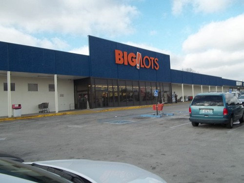 Big Lots, Somerset, KY (former Kuhn