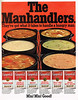 Vintage Ad #2,109: The Manhandlers (jbcurio) Tags: food soup campbells vintagead