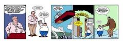Bill Finger Award color jpeg b (Michael Vance1) Tags: comics cartoonist comicbooks art artist humor satire comicstrip goldenage silverage