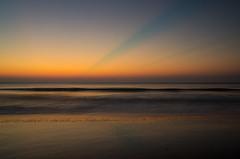 Morning Crush Sunrise Vingette 2 (SteveNakatani) Tags: sunrise ocean water sand beach surf reflections relax virginia virginiaisforlovers virginiabeach