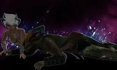 Cosmic 2 (Hikumdodonpa) Tags: nimue photography satyr faun cosmic protector