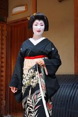 ( (nobuflickr) Tags: 20160801dsc05043    maiko  geiko    kyoto japan gionkouu   sayaka