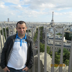 Ayman Abu Saleh  Paris France 21.8.2016 (АйманАбуСалехأيمن أبو صالح) Tags: ayman abu saleh paris france 2182016