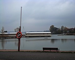 A quiet day. (Karla Matyov) Tags: water lonely quiet silence helsinki finlandia