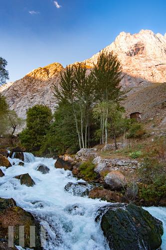 Padrud Village, Haftkul, Tajikistan.