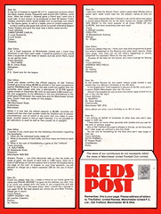 Manchester United vs Aston Villa - 1980 - Page 10 (The Sky Strikers) Tags: manchester united aston villa football league division one old trafford review 20p