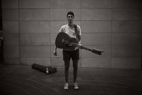 The Busker #3