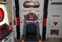 Klingons into the Light (stevenighteagle) Tags: klingons startrek starfleet trekkies scifi fandom hobbies interiors guffey colorado tos tng voy ds9 ent