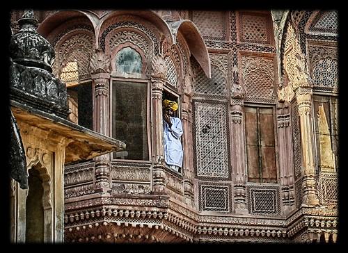 Jodhpur IND - Mehrangarh Fort 09