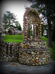 Providence Home Geode Grotto #12 (jimsawthat) Tags: jasper indiana smalltown religion geodes grotto