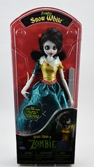 Zombie Snow White Doll by WowWee - Amazon Purchase - Boxed - Full Front View (drj1828) Tags: zombie onceuponazombie doll 11inch snowwhite articulated posable princess wowwee