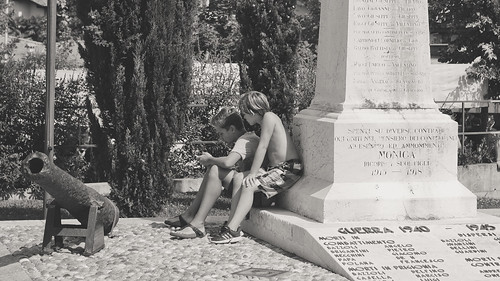 Best use of a war memorial