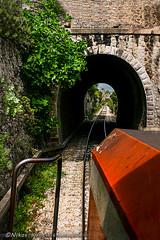 Trachina area, Central Greece (Nikos Kantiris (www.RailScapes.Net)) Tags: train trains tunel nature kantiris       trachina lamia