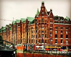 Weltkulturerbe Speicherstadt Hamburg (guenterpoyer) Tags: hamburg speicherstadt weltkulturerbe