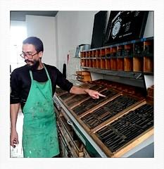 oficina grfica experimental | 2016 (ocupeacidade) Tags: ocupeacidade letterpress tipografia tipo oficina zerocentospublicaes casadopovo bomretiro sopaulo