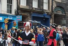 Edinburgh Festival Fringe (Secondcity) Tags: edinburghfestivalfringe edinburgh royalmile highstreet binari