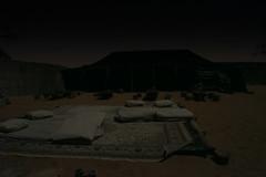 Camp in the desert (Tigra K) Tags: dubai unitedarabemirates ae 2013 light night