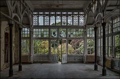 Abandoned glass house (ducatidave60) Tags: fuji fujifilm fujinonxf23mmf14 fujixt1 abandoned decay dereliction