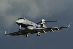 Bombardier Challenger 300 ~ N424TM (Aero.passion DBC-1) Tags: dbc1 aeropassion david biscove aviation avion aircraft plane spotting lbg bourget bombardier challenger 300 ~ n424tm