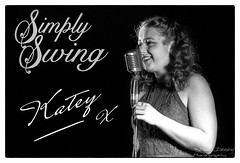 Swing Band Calling Card (Dave Denby) Tags: simply swing band group theatre