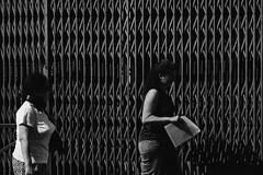 Griddy (GnondPomme) Tags: ifttt 500px fuji fujifilm helios black white noir et blanc street photography photo de rue france eure saint andr leure