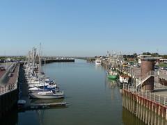 Bensersiel Hafen - Fhrhafen nach Langeoog (achatphoenix) Tags: langeoog bensersiel ostfriesland eastfrisia eau water wasser waddensea wattenmeer schiff ship ferry aqua