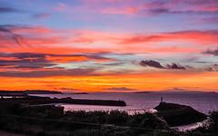EVER8122 (Steve Everitt) Tags: barry barryisland barrybados sunrise sun red sky pentax k3 da1650