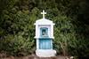 chiesine-4478 (gimò) Tags: grecia church ortodosse orthodox chiese mestaina croci viaggio ellenic bizantino hellenic greek ajos germanos prespes lake road littlechurch