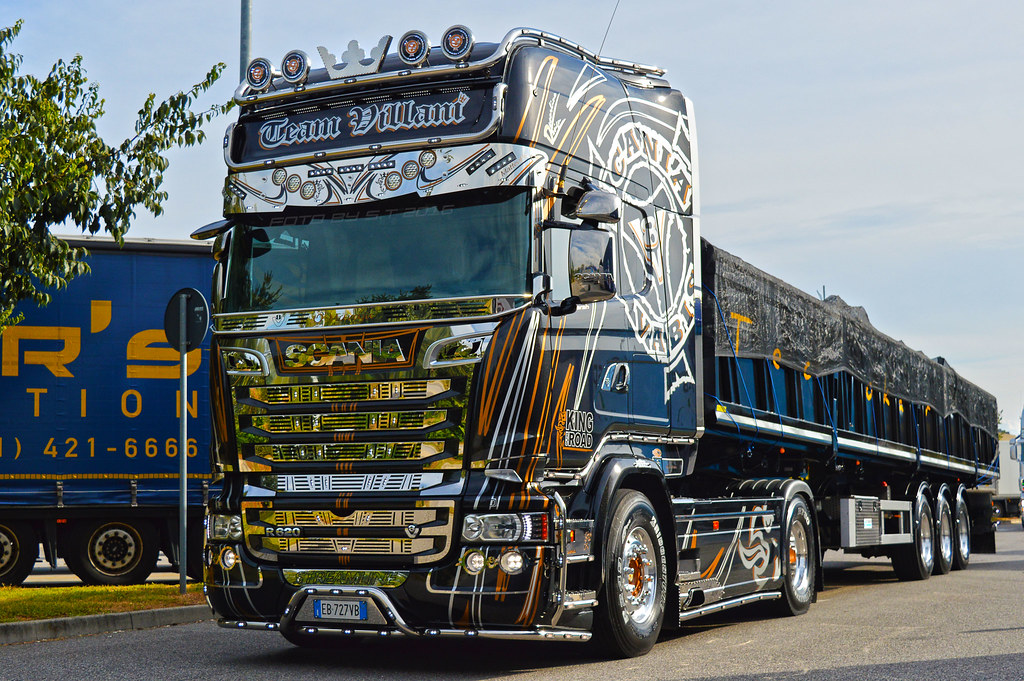 Extrêmement The World's Best Photos of scania and villani - Flickr Hive Mind PR19