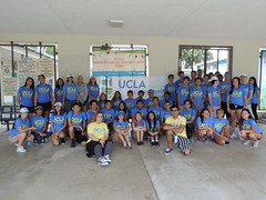 Gledhill Elementary School (UCLA Volunteer Center) Tags: uclavolunteerday2016 volunteerday2016 gledhill elementary panting students children bruins