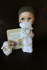 Sunny (Dolly Aves) Tags: blythe blythedoll kenner sunny adoption travelling