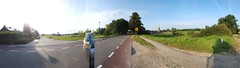 Panorama Gennep (DW!zzy) Tags: panorama dutch dike