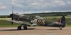 Spitfire 24 20120701 (Steve TB) Tags: iwm duxford flyinglegends 2012 canon eos5dmarkii supermarine spitfire mkxvi td248