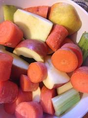 Fruit & vegetables for juicing