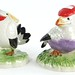 183. Whimsical Goebel Porcelain Birds