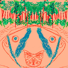Hidrocor (Gabriela Schirmer Mauricio) Tags: impala tame monotipia hidrocor