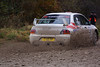Mitsubishi Evo at the Malton Forest Rally 2012 (Chris McLoughlin) Tags: mitsubishievo michaelwilkinson stephenpetch chrismcloughlin slta77