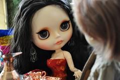 Anulação de casamento - 2393 - (MUSSE2009) Tags: toys doll mohair blythe custom zade árabe scheherazade